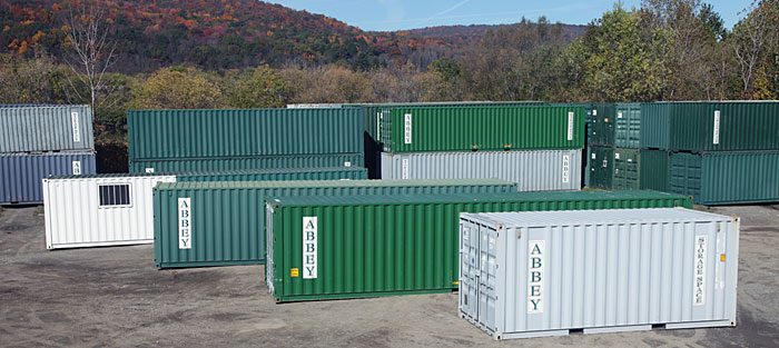Abbey Storage Container Yard